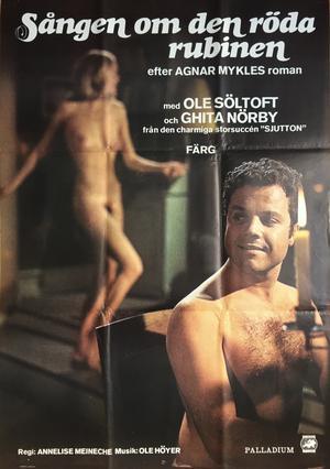 SÅNGEN OM DEN RÖDA RUBINEN (1970)