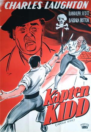 KAPTEN KIDD (1945)