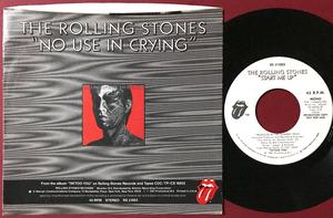ROLLING STONES - Start me up USA PROMO 45/PS 1981