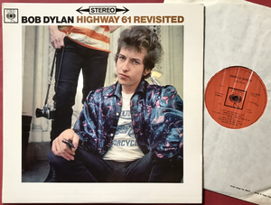 BOB DYLAN - Highway 61 revisited UK-orig LP 1965