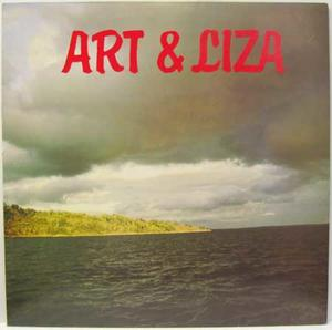 ART & LIZA - s/t / LP