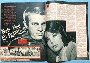 BILDJOURNALEN - nr 15 1964 ELEFANTBILD