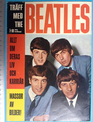BEATLES - Träff med The.. Nr 1 1964