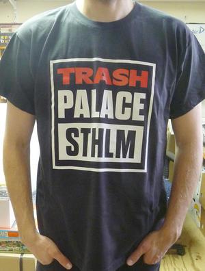 TRASH PALACE STHLM T-SHIRT