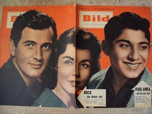 Bildjournalen nr 15 1958 Paul Anka
