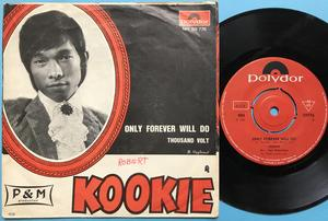 KOOKIE (HEP STARS) - Thousand volt Swe PS 1969