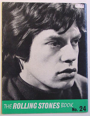 The Rolling Stones Monthly Bok - Nr 24, Maj 1966