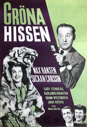 GRÖNA HISSEN (1944)