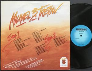 "(ABBA) MICHAEL B. TRETOW - ""same"" Swe-orig  TEST PRESSING LP 1983"