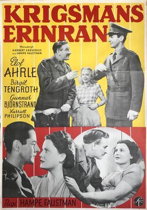 KRIGSMANS ERINRAN (1947)