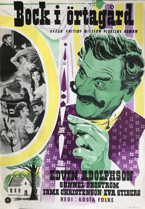 BOCK I ÖRTAGÅRD (1958)
