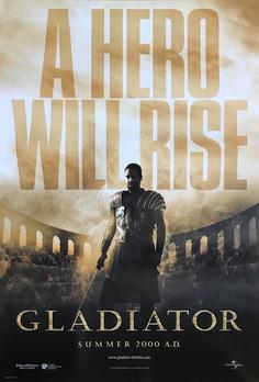 GLADIATOR (2000) Advance