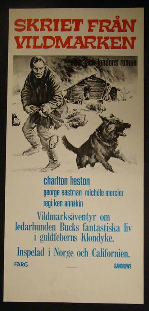 SKRIET FRÅN VILDMARKEN (CHARLTON HESTON, GEORGE EASTMAN)