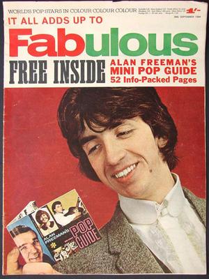 FABULOUS Sept 1964