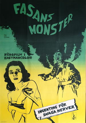 FASANS MONSTER (1958)