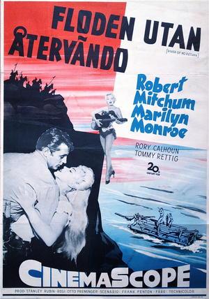 FLODEN UTAN ÅTERVÄNDO (1954)