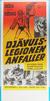 DJÄVULSLEGIONEN ANFALLER (1963)