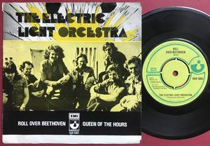 ELECTRIC LIGHT ORCHESTRA / ELO - Roll over Beethoven Swe PS 1972