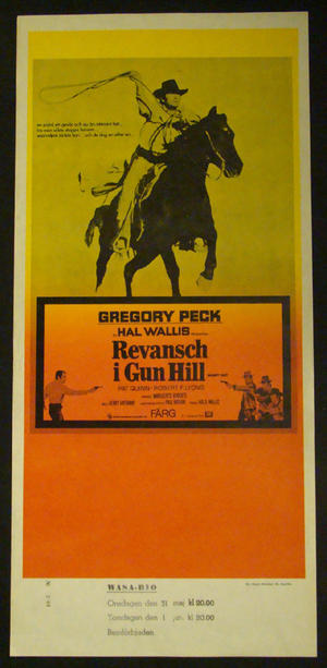 SHOOT OUT (GREGORY PECK)