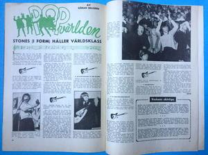 REKORDMAGASINET - Nr 19 1965 ROLLING STONES