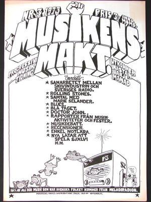 MUSIKENS MAKT no 3, 1973