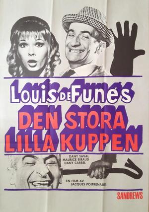 DEN STORA LILLA KUPPEN (1968)