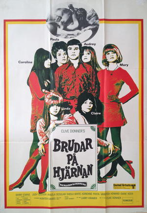HERE WE GO ´ROUND THE MULBERRY BUSH (1968)