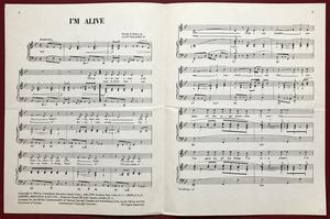 HOLLIES - I´m alive USA Nothäfte 1965