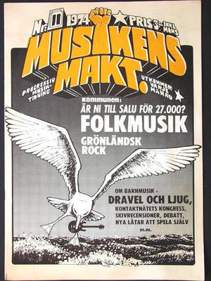 MUSIKENS MAKT no 11, 1974