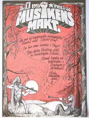 MUSIKENS MAKT no 1, 1975