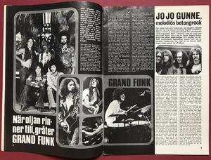 GO no 1 1975 ELTON JOHN cover