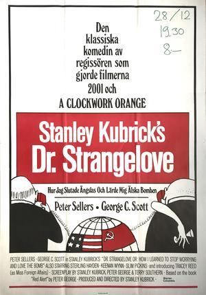 DR STRANGELOVE (1964)