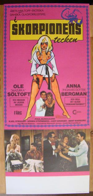 "I Skorpionens tecken - Ole ""Mazurka"" Söltoft  (1977)"