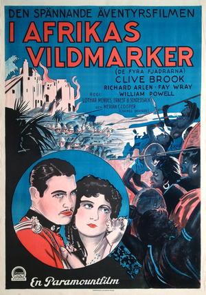 I AFRIKAS VILDMARKER (1929)