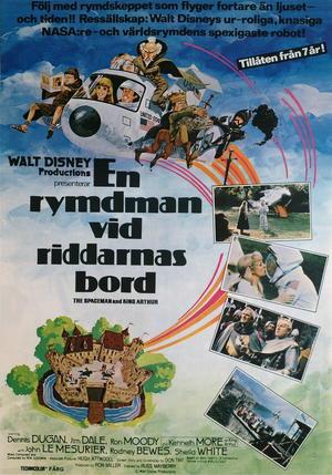 EN RYMDMAN VID RIDDARNAS BORD (1979)