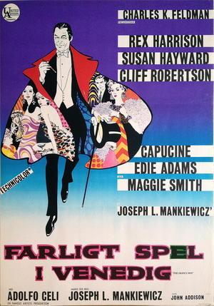 FARLIGT SPEL I VENEDIG (1967)
