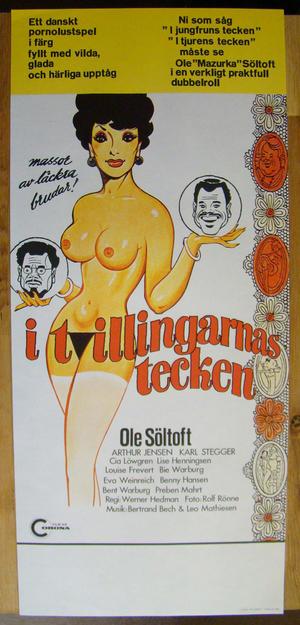 """I Tvillingarnas tecken - Ole """"Mazurka"""" Söltoft  (1975)"""