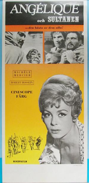 ANGELIQUE OCH SULTANEN (1968)