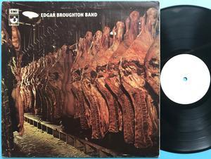 """EDGAR BROUGHTON BAND - """"same""""  UK-orig  TESTPRESS LP 1970"""