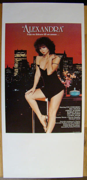 Alexandra - från en älskare till en annan (1980's)