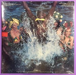 ISAAC HAYES - Juicy fruit (Disco freak) US-orig LP 1976 OÖPPNAD!