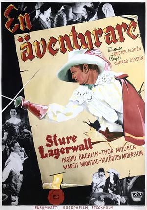 EN ÄVENTYRARE (1942)