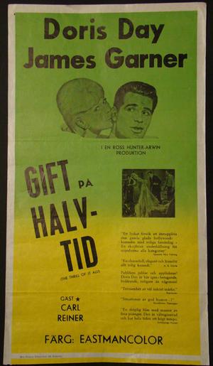 GIFT PÅ HALVTID (1963)