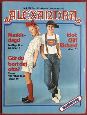 ALEXANDRA - Nr 3 1974