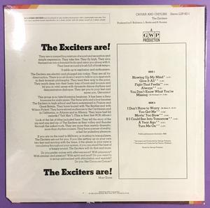 EXCITERS - Caviar & chitlins US-orig LP 1969 OÖPPNAD!