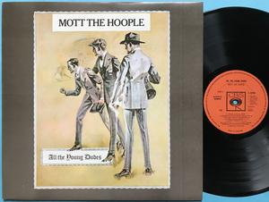 MOTT THE HOOPLE - All the young dudes UK-orig LP 1972
