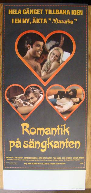 """Romantik på sängkanten - Ole """"Mazurka"""" Söltoft  (1973)"""