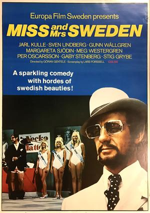 MISS AND MRS SWEDEN (1970)