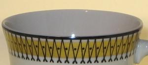 Mockakoppar och fat, 6 st, Medina