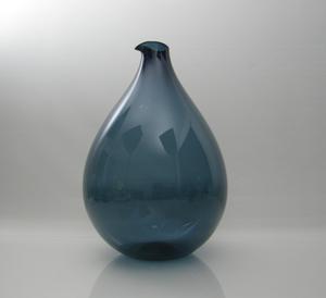 Konstglas, Flaska, stor, KB